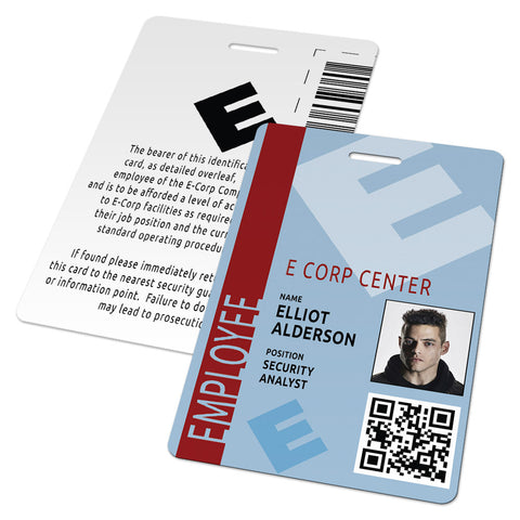 E Corp (Mr Robot, AllSafe) Screen Accurate
