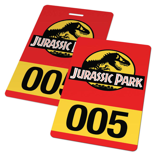 Jurassic Park Vehicle Pass
