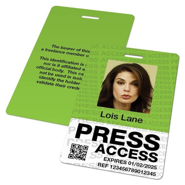 Press Access Pass