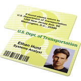 Impossible Mission Force Duo Set: Ethan Hunt (Mission Impossible IMF)