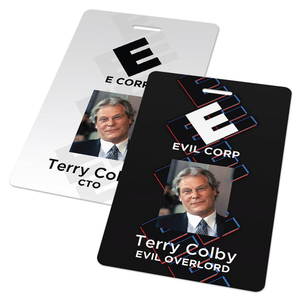 Evil Corp and E Corp (Mr Robot)