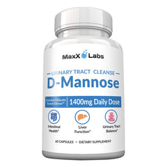 D-Mannose Urinary Tract Cleanse