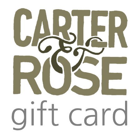 Carter & Rose Gift Card