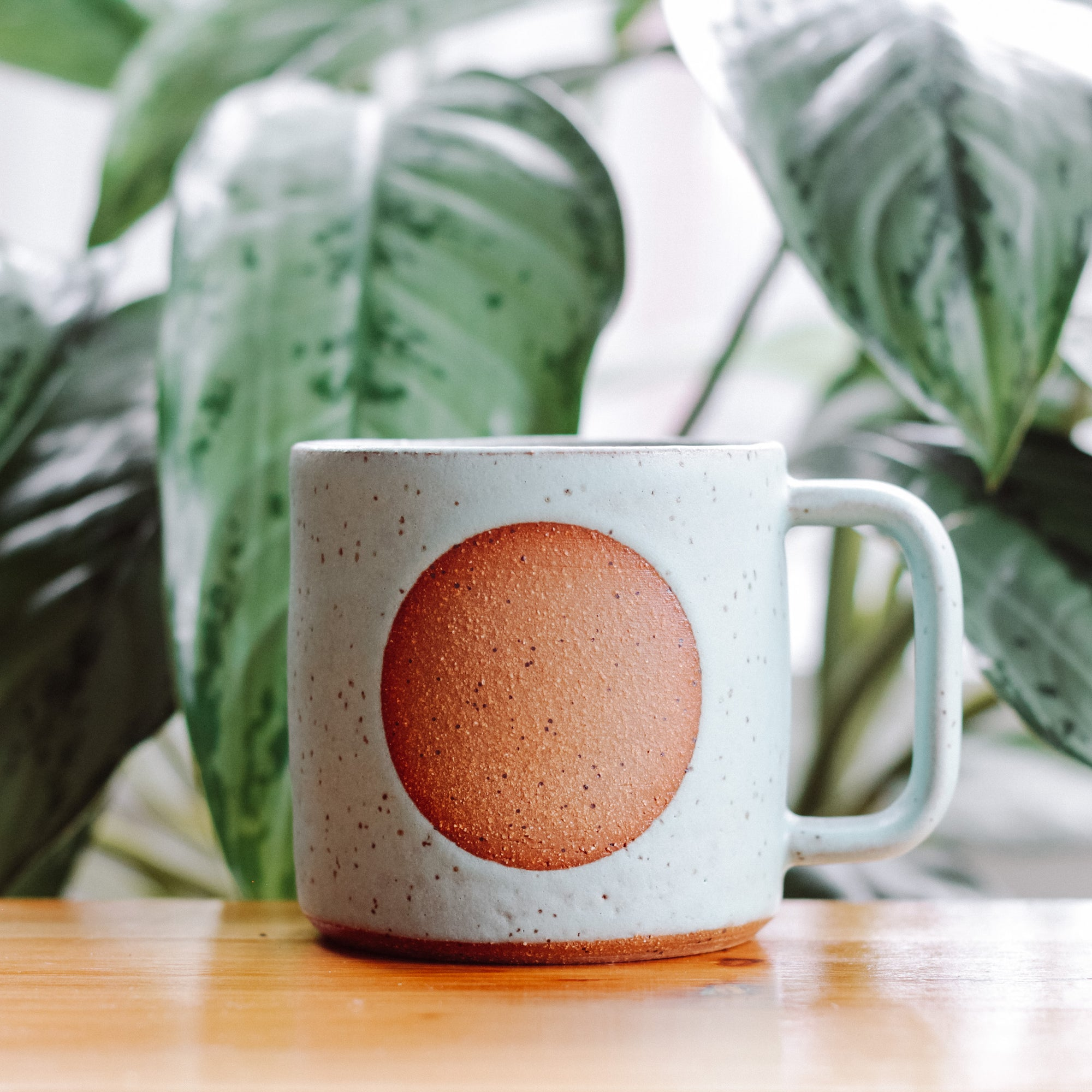 Allen Pottery, Moon Mugs