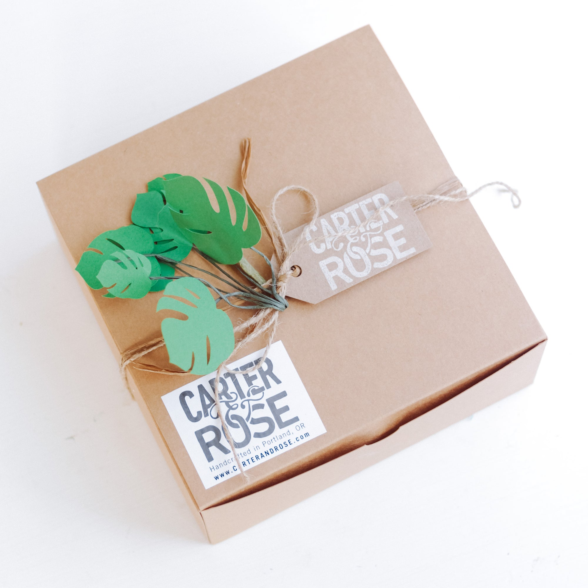 Winter Woods Gift Box