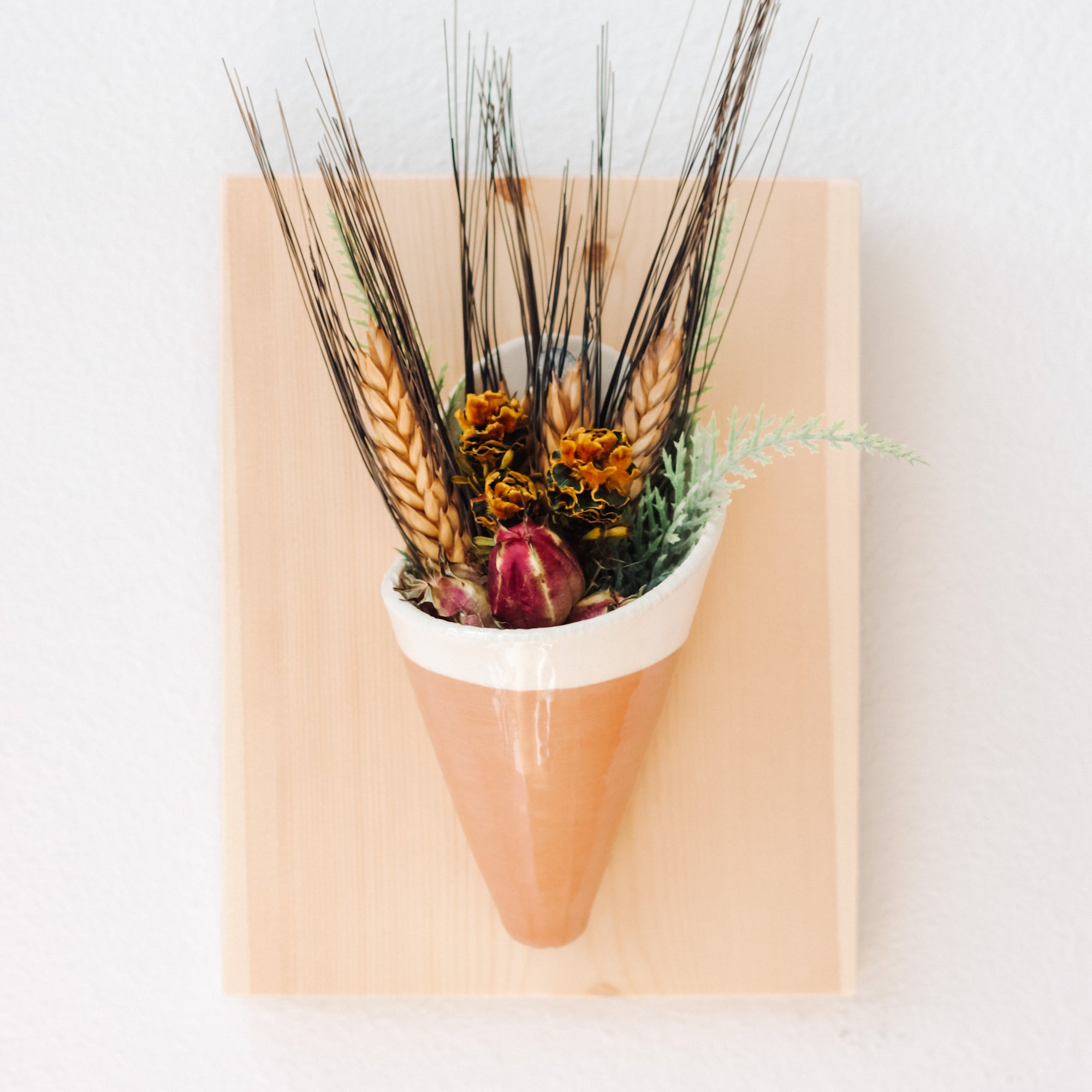 Dried Arrangement Gift Box