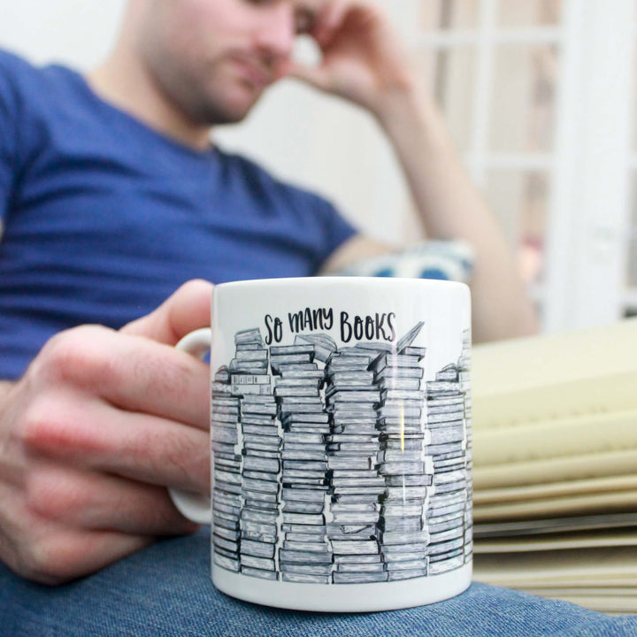 'So Many Books, So Little Time' Mug