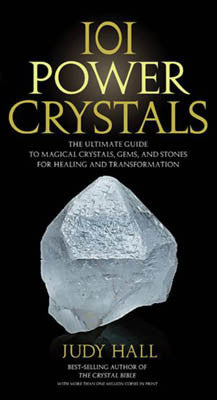 101 Power Crystals Book
