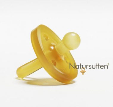 Natursutten Rounded Pacifier - Single Pack