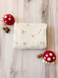 Swaddle Blanket: Woodland