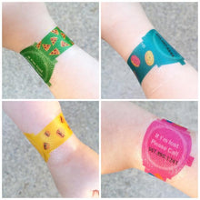 Load image into Gallery viewer, If I'm Lost: Emergency Contact Temporary Tattoo Watches - 16