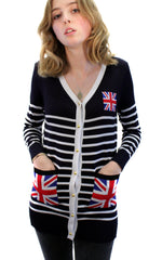 Picadilly Circus Cardigan