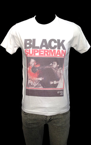 Black Superman Ali Tee