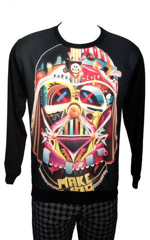 Star Wars Darth Print Sweatshirt