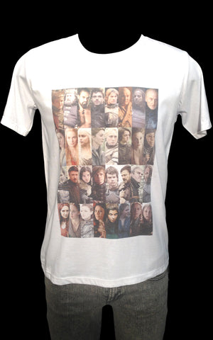 GOT Cast of Thrones Tee