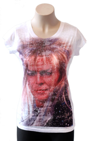 Goblin King Burnout Tee