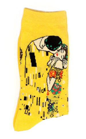 The Kiss Klimt Socks