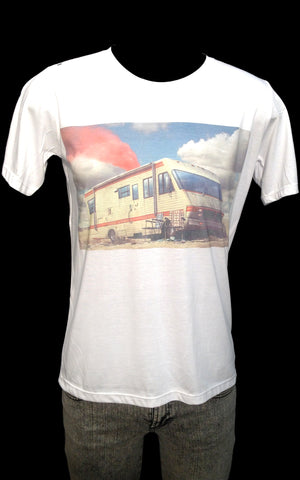 Breaking Bad Meth Van Tee