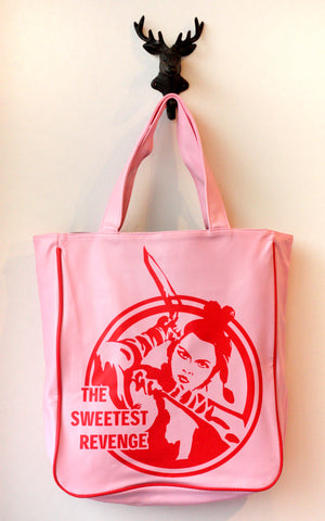 'The Sweetest Revenge' Beach Bag