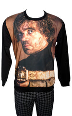 GOT Tyrion (the Imp) Print Sweatshirt