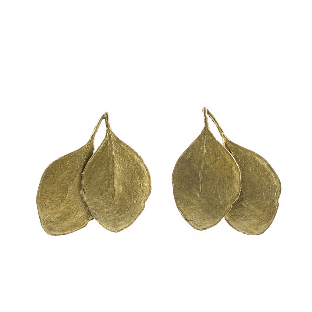 Michael Michaud - Eucalyptus Post Earrings