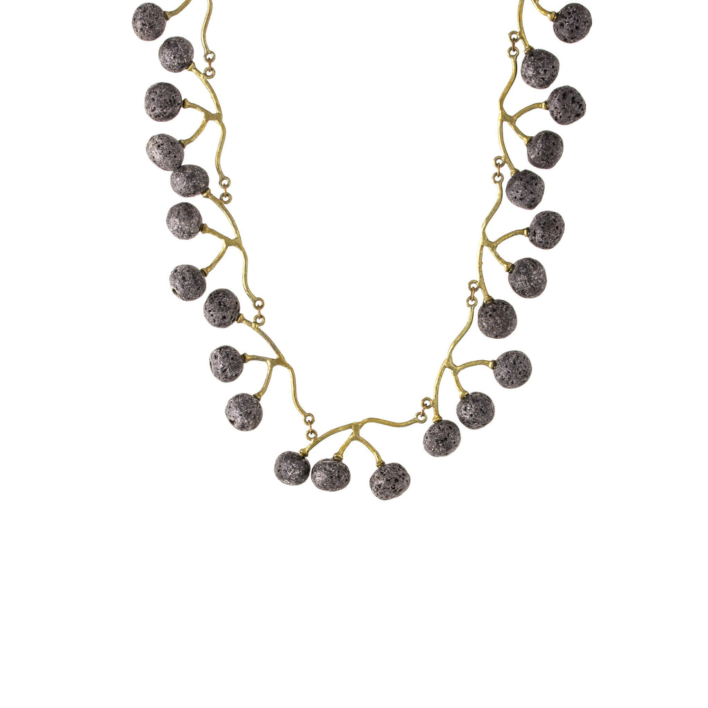 Michael Michaud - Blackcurrant Necklace