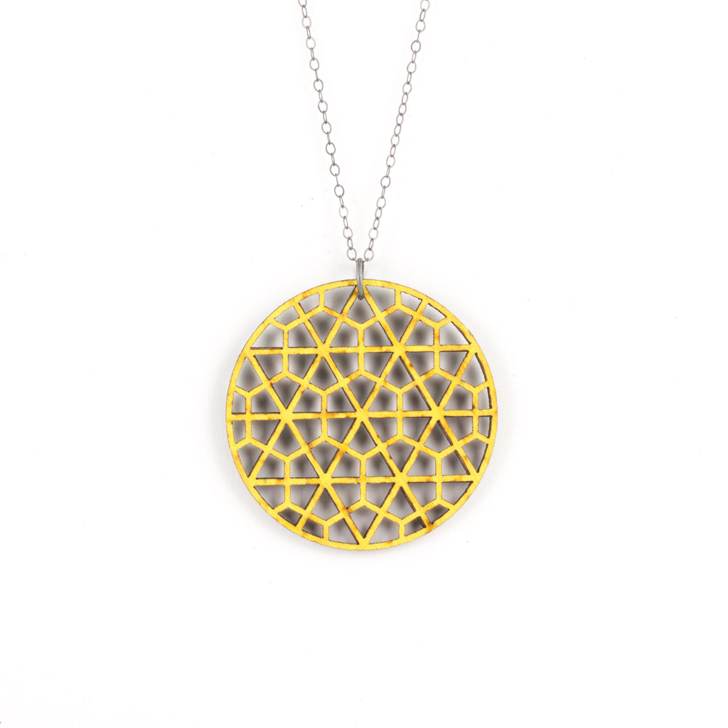 MOLLY M - Triagon Necklace
