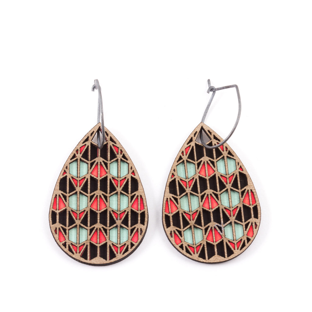 MOLLY M - Teardrop Earrings