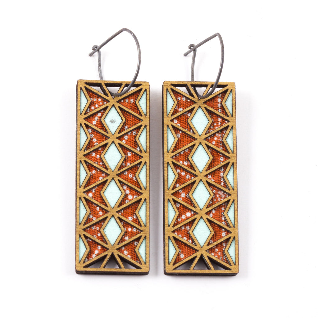Molly M - Darrow Earrings