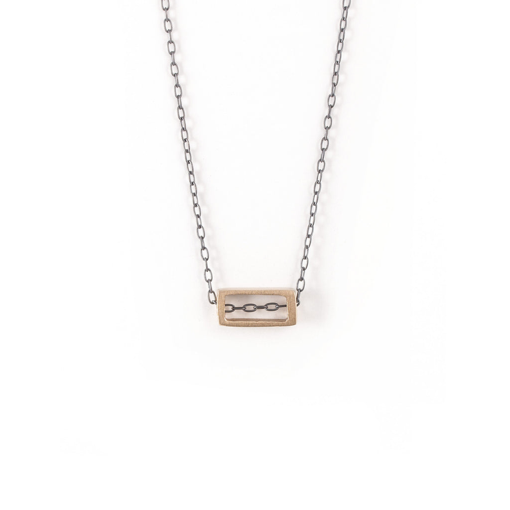 LZZR - Horizon Reck Necklace