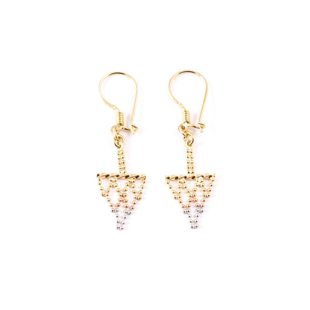 NFC - Small Chandelier Earrings