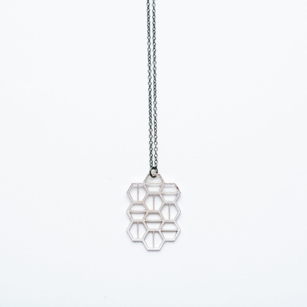 Molly M - Rhodium multihex