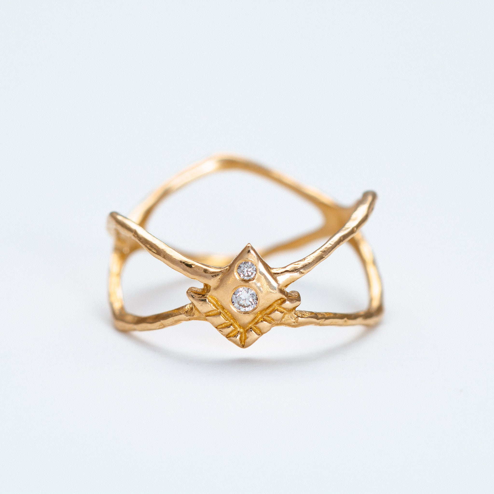 love engagement gold jewelers divine of goddess features and femininity ishtar rings amazing unique rose kay an