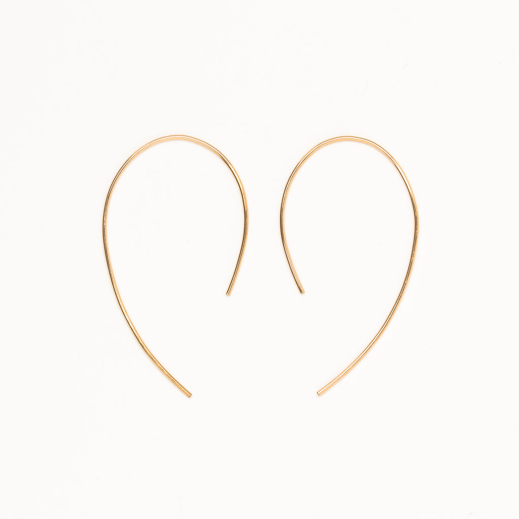 8.6.4 - Large Hook Earrings