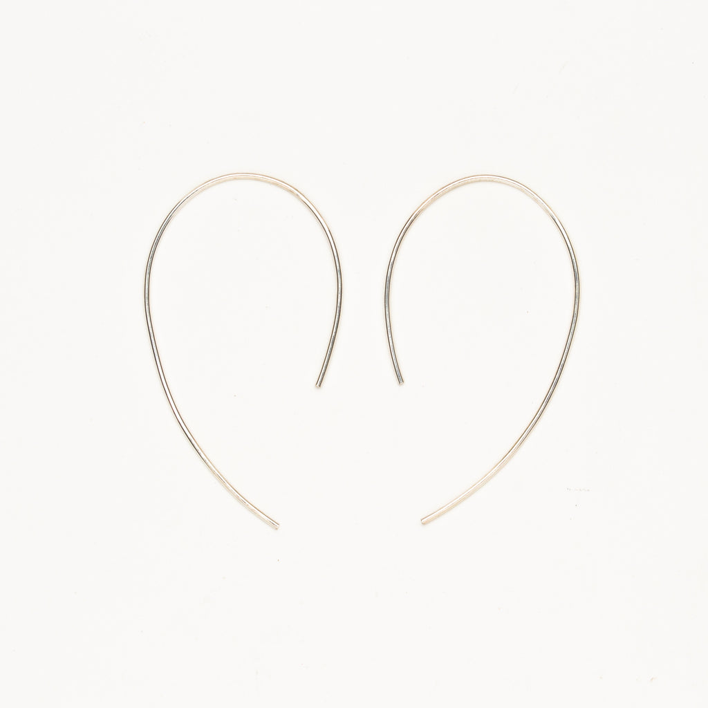 8.6.4 - Large Hook Earrings - Norbu