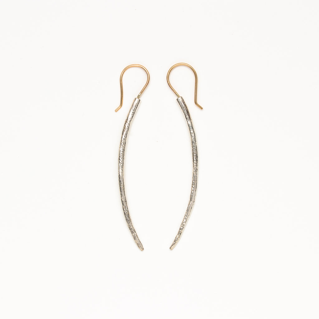 Satomi Studio - Taper Hook Earrings