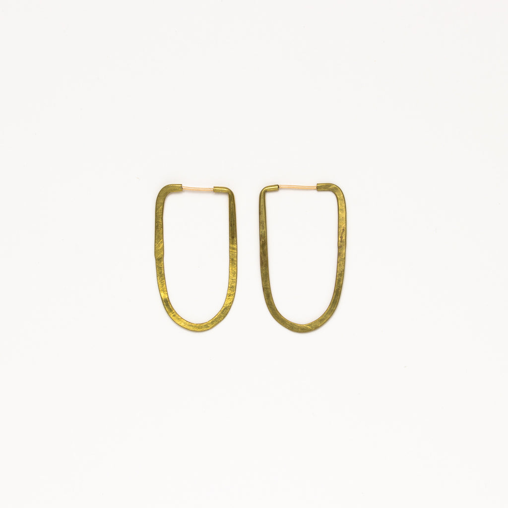 Takara - Small Oval Hoops