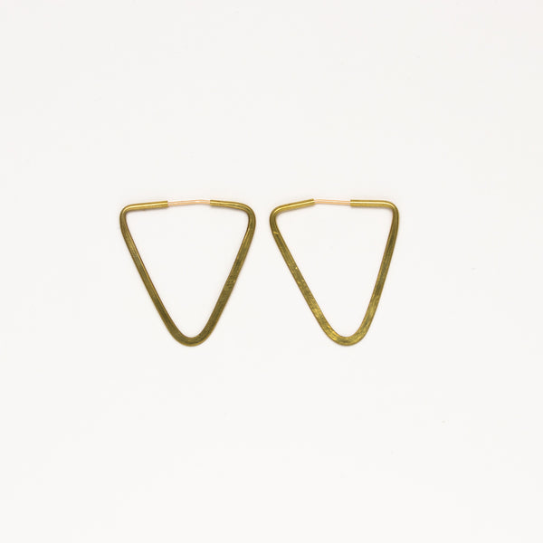 Takara - Small Triangle Hoops