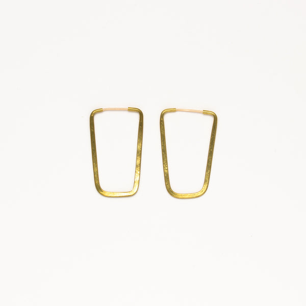 Takara - Small Rectangle Hoops