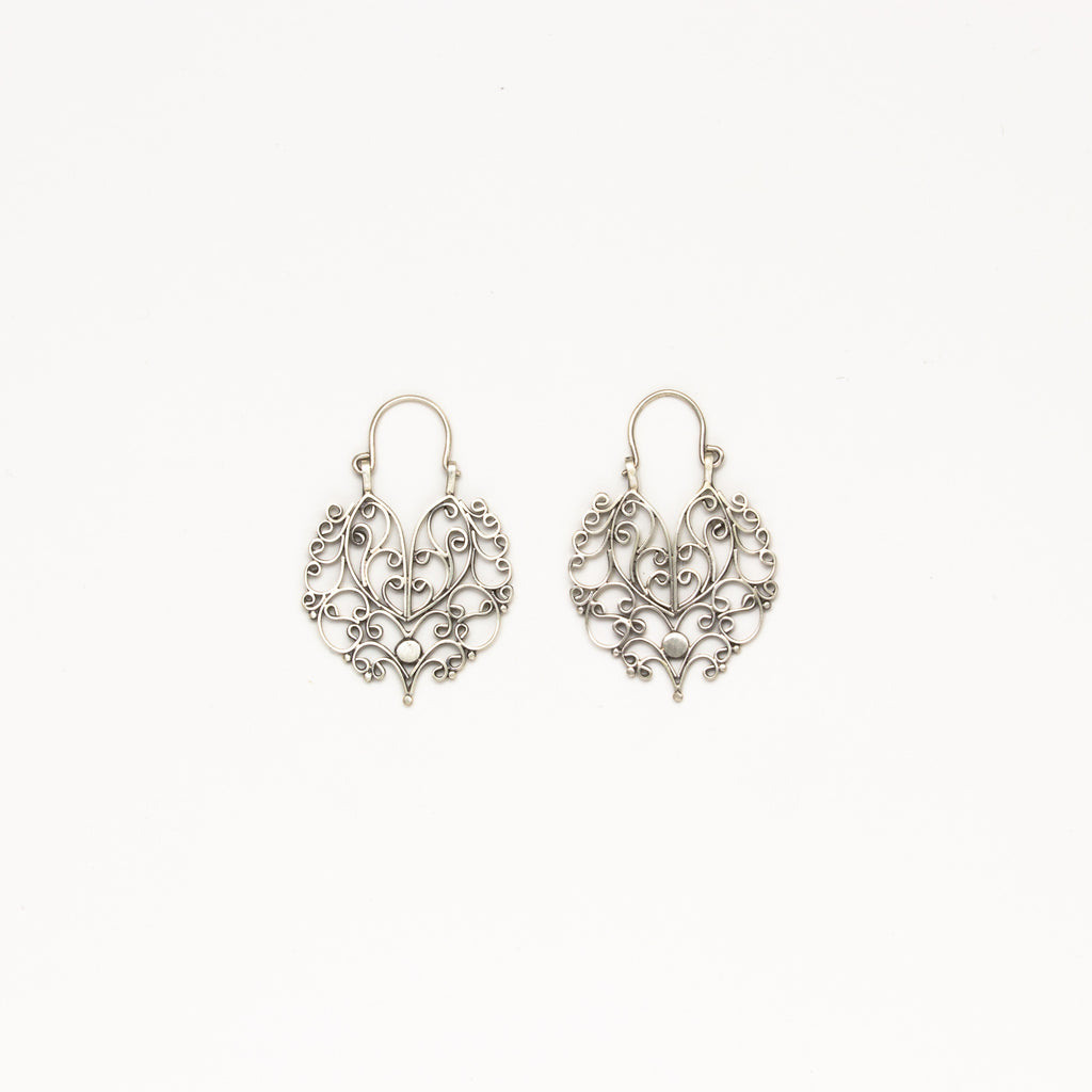 Dream Mullick - Medium Venetian Earrings