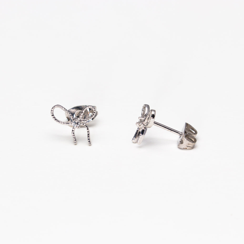 NSC - Bow Post Earrings