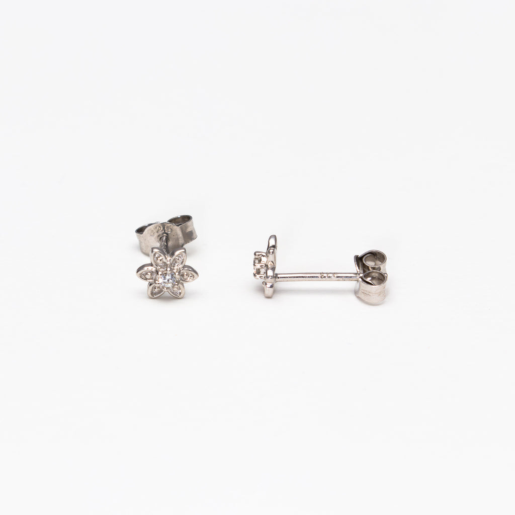 NSC - Mini Flower Post Earrings