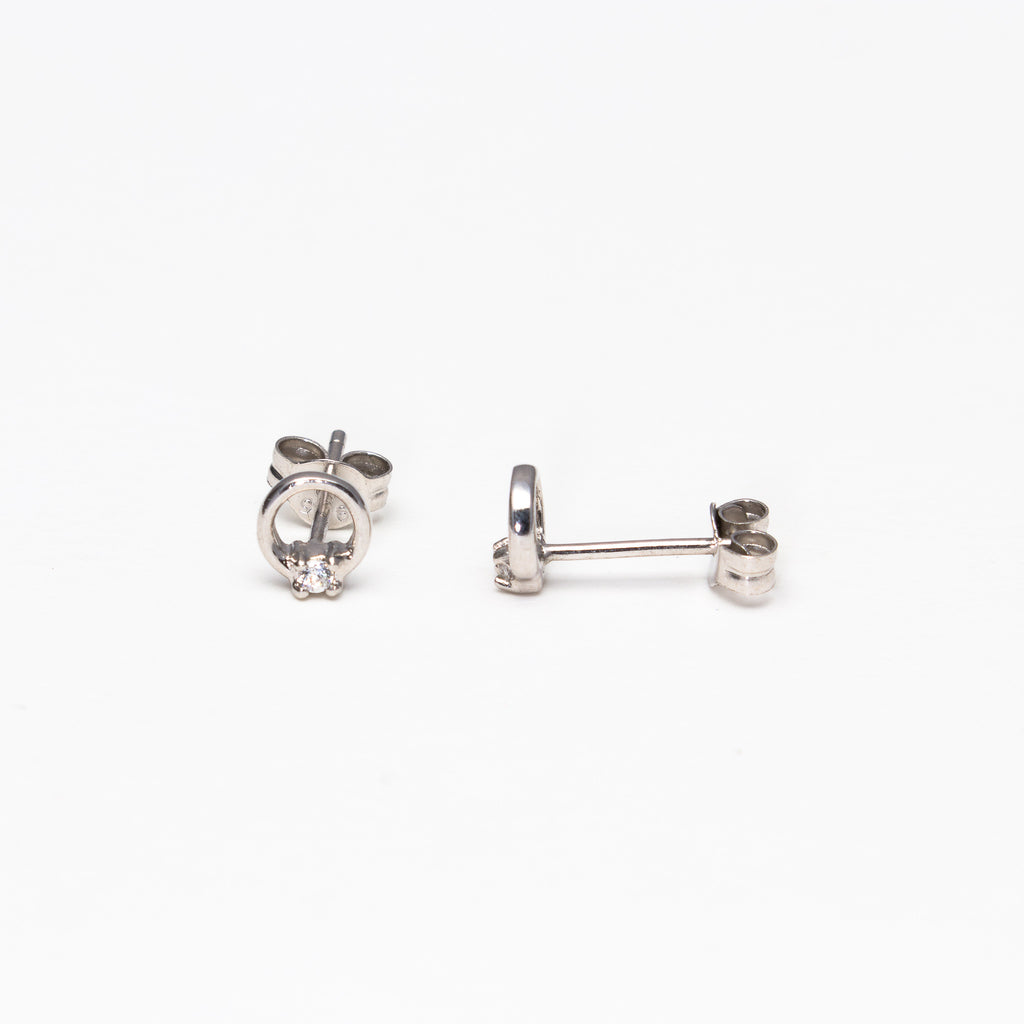 NSC - Ring Post Earrings