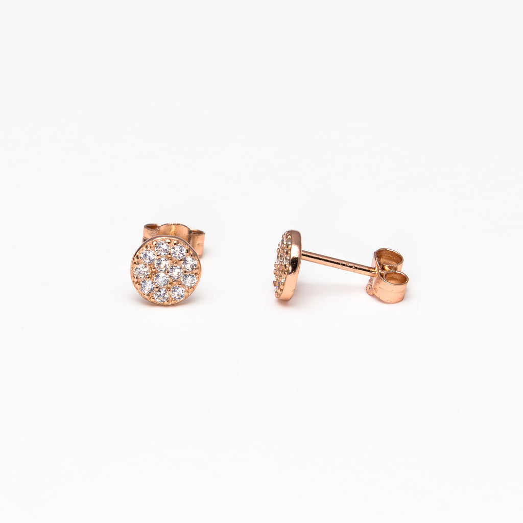 NSC - Disc Post Earrings