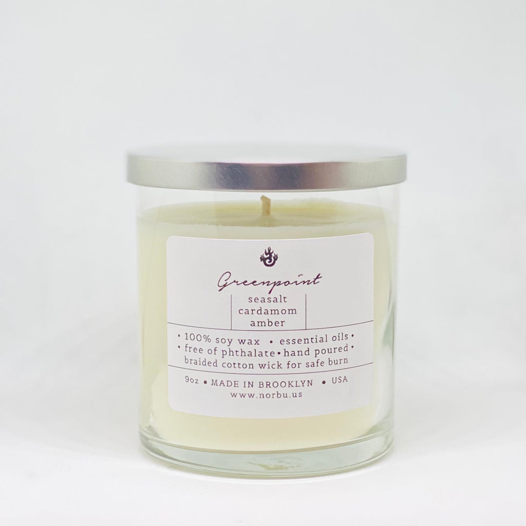 Greenpoint Candle