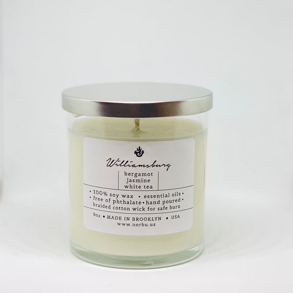 Williamsburg Candle