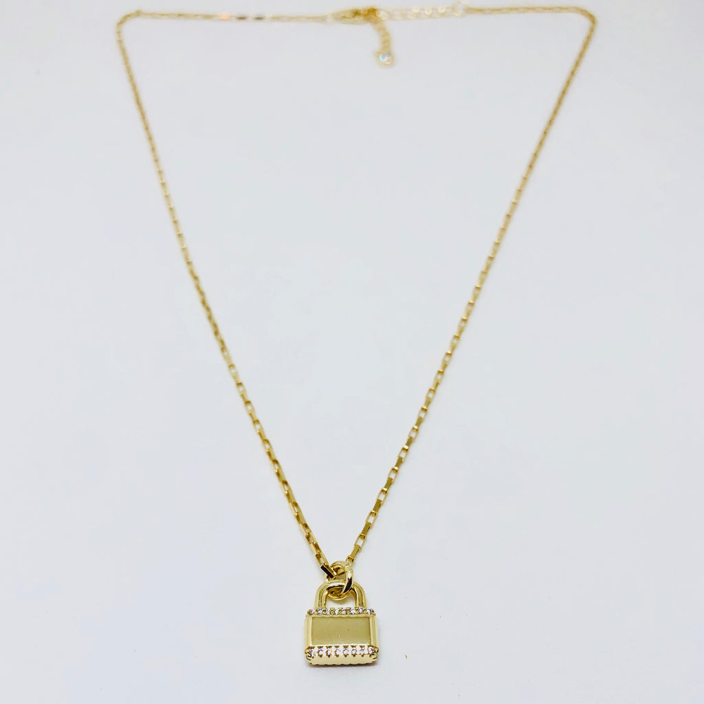 NSC - Lock necklace