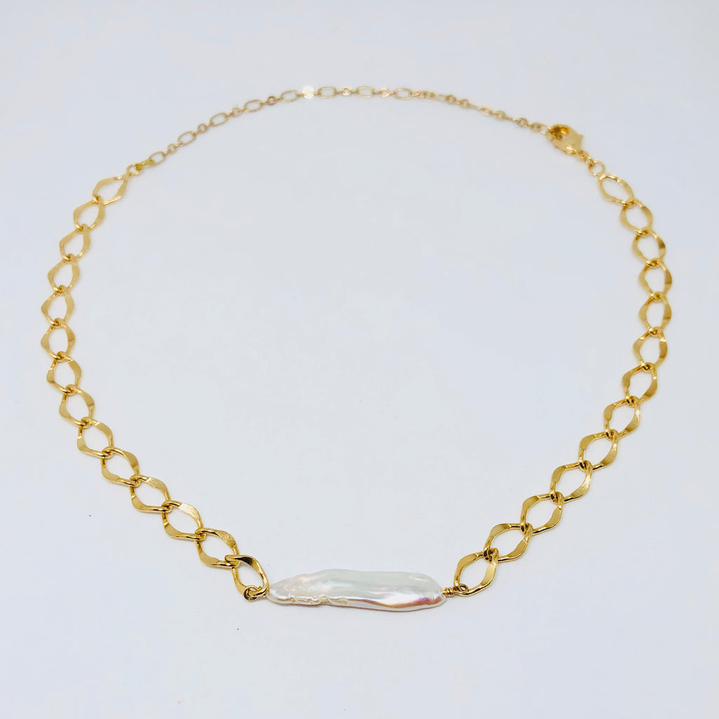 NSC - Pearl choker necklace