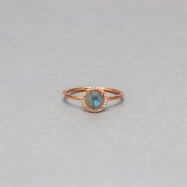Liven - 5.00mm gemstone ring