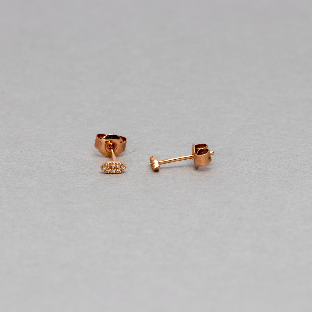 Liven - Petite capsule stud earrings
